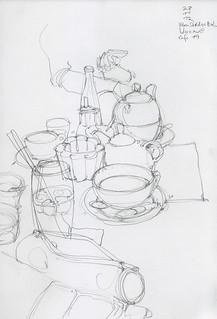 Urban Sketchers Berlin Interview for Art Parasites