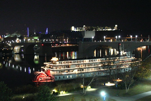 Delta Queen by Night