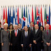 OECD, Official visit of French President and Heads of International Organisations. 2012-11-29