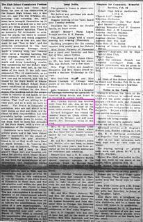 Asa Bullock, E.D. Scroggins news