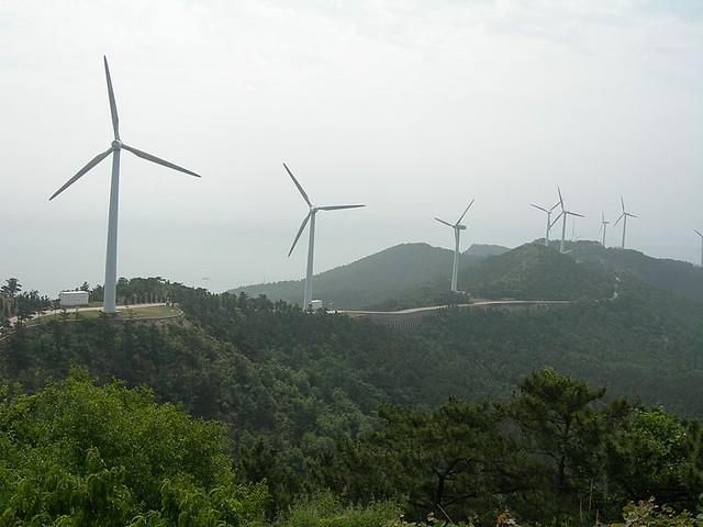 Wind china