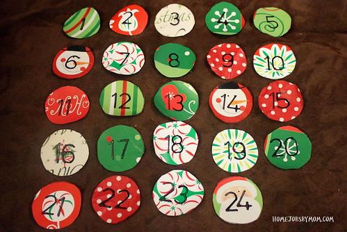 advent christmas countdown