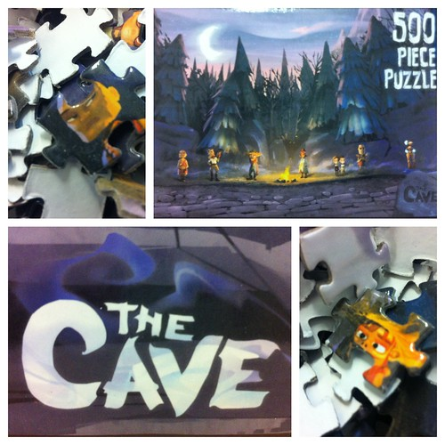 The Cave - Puzzles