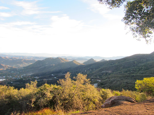 mulholland highway overlook