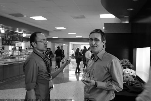Lunch   Qualcomm Campus Cafeteria   TEDxSanDiego 2012