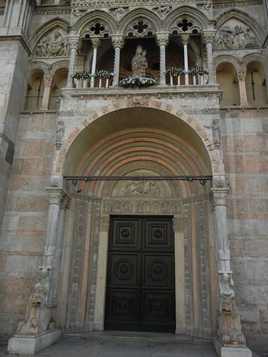 DSCN3740 _ Cattedrale di San Giorgio (Duomo), Ferrara, 17 October