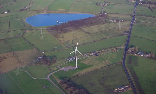 Wind turbine - Lancaster