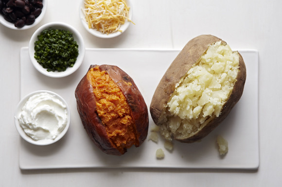 Simple Baked Potato