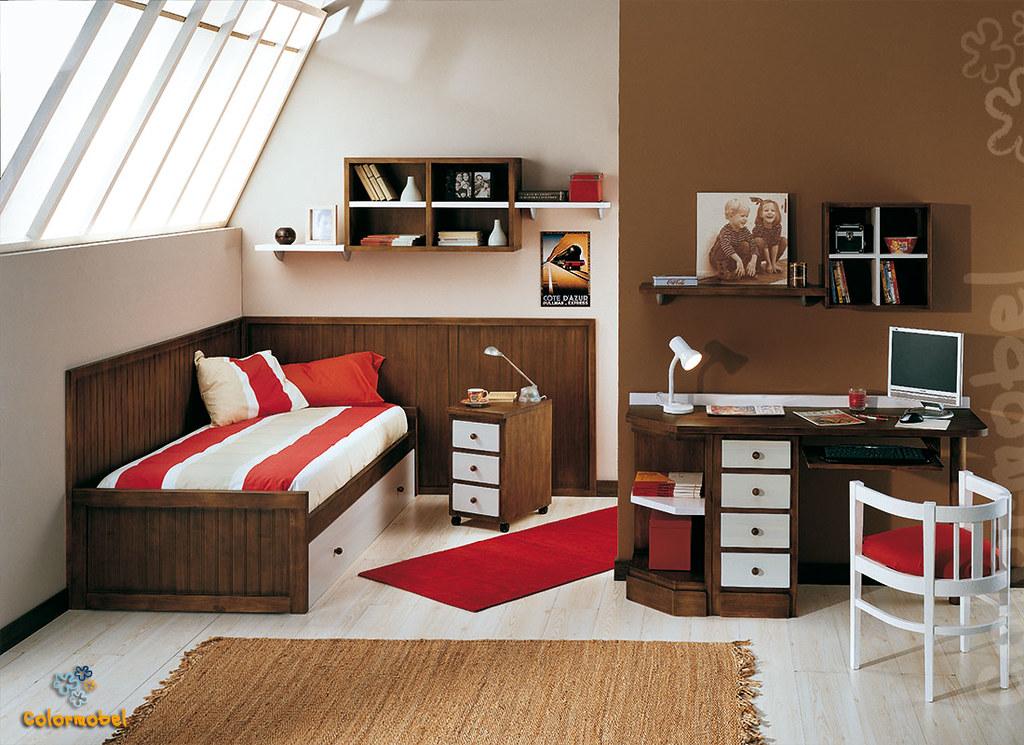 Mobiliario infantil y juvenil colormobel f brica de for Muebles infantiles modernos