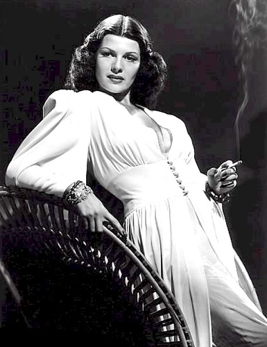 Rita Hayworth, c. 1939 by Jack's Movie Mania