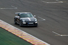 Circuit de Spa Francorchamps - PORSCHE 911 GT3 RS 4.0