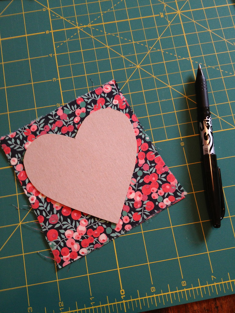Liberty / Fabric Ornament Tutorial