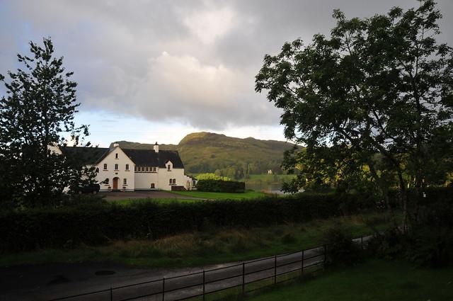 Scotland - Ederline Estate