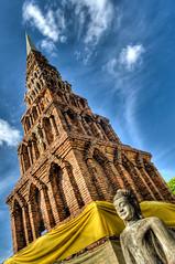 Wat Phra That Hariphunchai Lamphun Thailand  ลำพูน