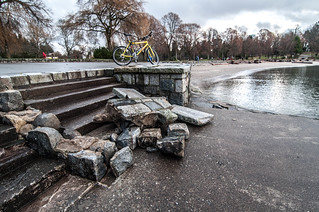 Stanley Park Seawall Damage