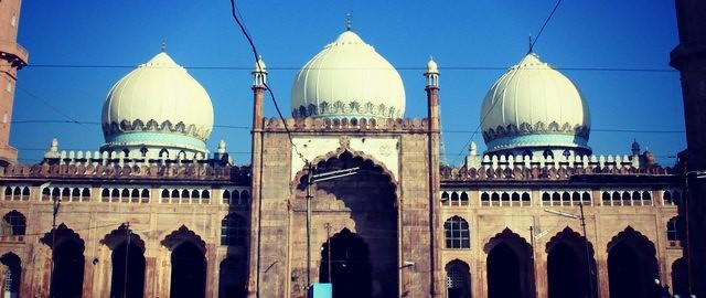 bhopal masjids