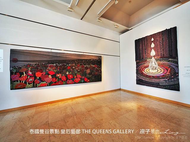 泰國曼谷景點 皇后藝廊 THE QUEENS GALLERY 10