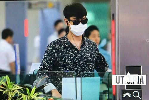 Big Bang - Gimpo Airport - 28jul2016 - Utopia - 05