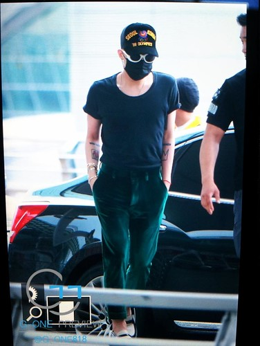 Big Bang - Incheon Airport - 26jun2015 - G-One - 02
