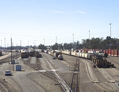 Colton Yard, California