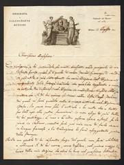 La scrittura epistolare nelle carte d'archivio dei Luoghi pii elemosinieri