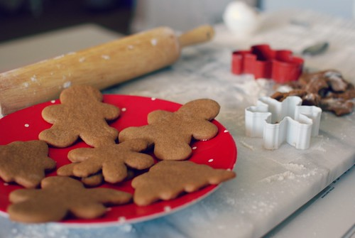 gingerbread cookies 5