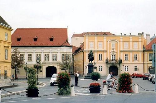 Bécsi kapu tér (Vienna Gate square)
