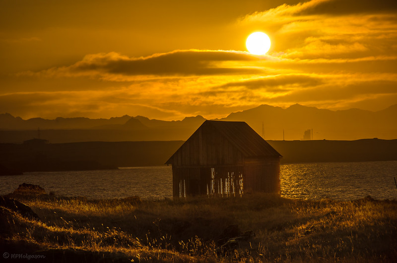 VETRARSÓL / WINTER SUN