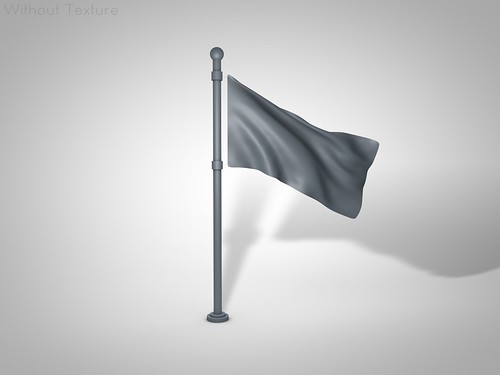Cinema 4D - Flag Tutorial