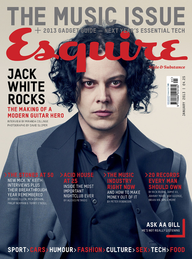 Editorial – Esquire UK, January 13