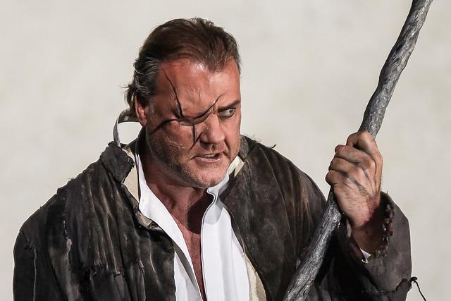 Bryn Terfel as Wotan in Die Walküre © ROH / Clive Barda 2012