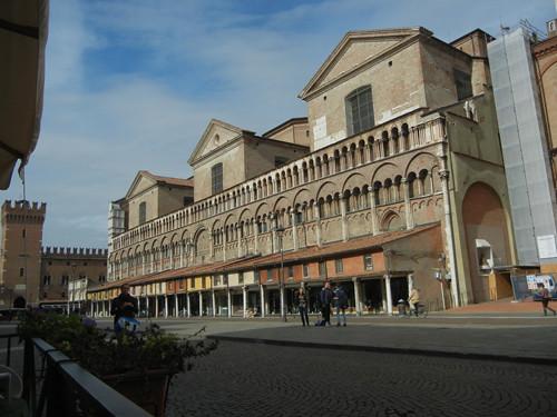 DSCN4045 _ Piazza Trento e Trieste, Cattedrale di San Giorgio (Duomo)