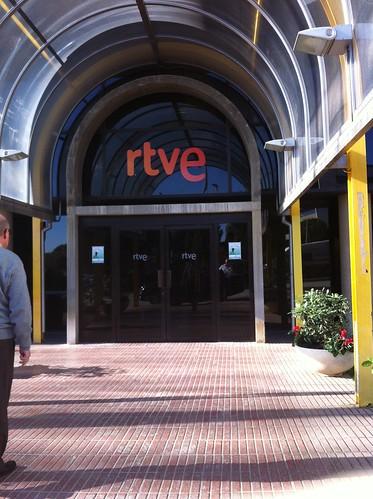Sant Cugat del Vallès | RTVE | Entrada