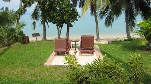 Samui Palm Beach Resort Beachfront Villa サムイパームビーチリゾート (17)