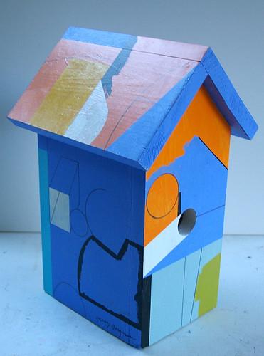 Birdhouse 2 3