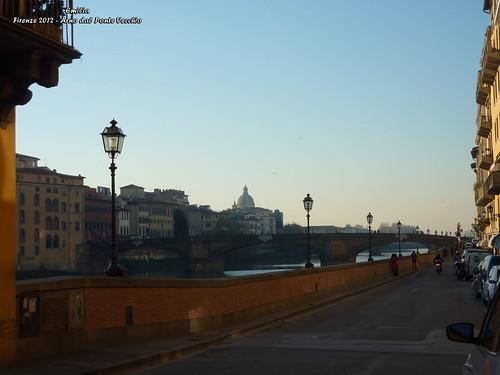 Arno dal Ponte Vecchio