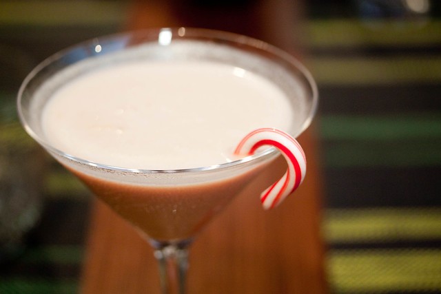 Festive Cocktail - Peanut Butter Martini $18++