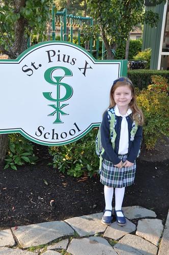 St. Pius Student