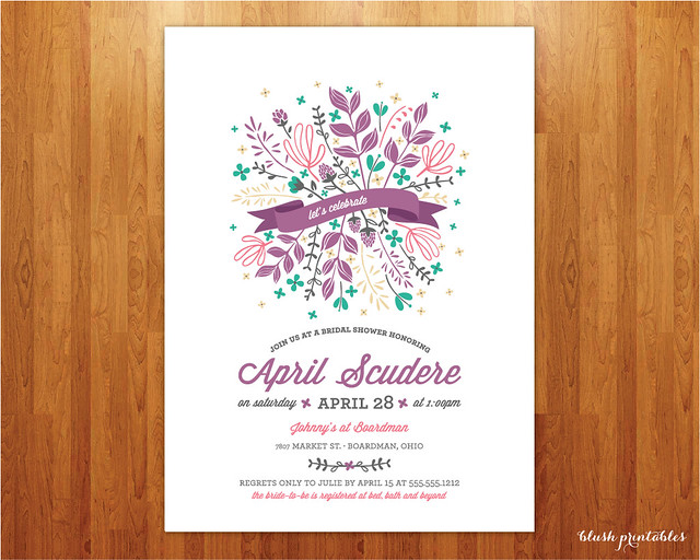 bridal-shower-invitation-botanical-spring-summer-wedding-shower-flowers-printable-jpeg-purple-pink-yellow