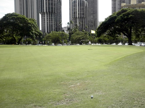 Ala Wai Golf Course 089b