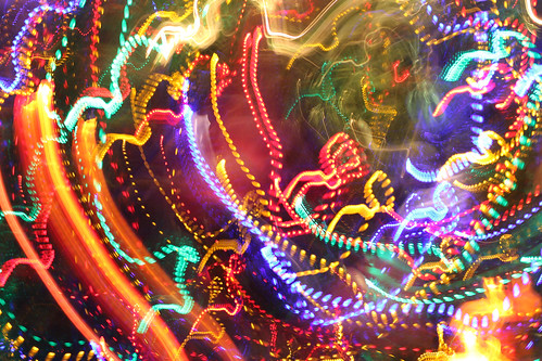 347/365: Swirling Lights