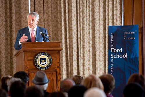 2009 Citigroup Foundation lecture by Chuck Hagel