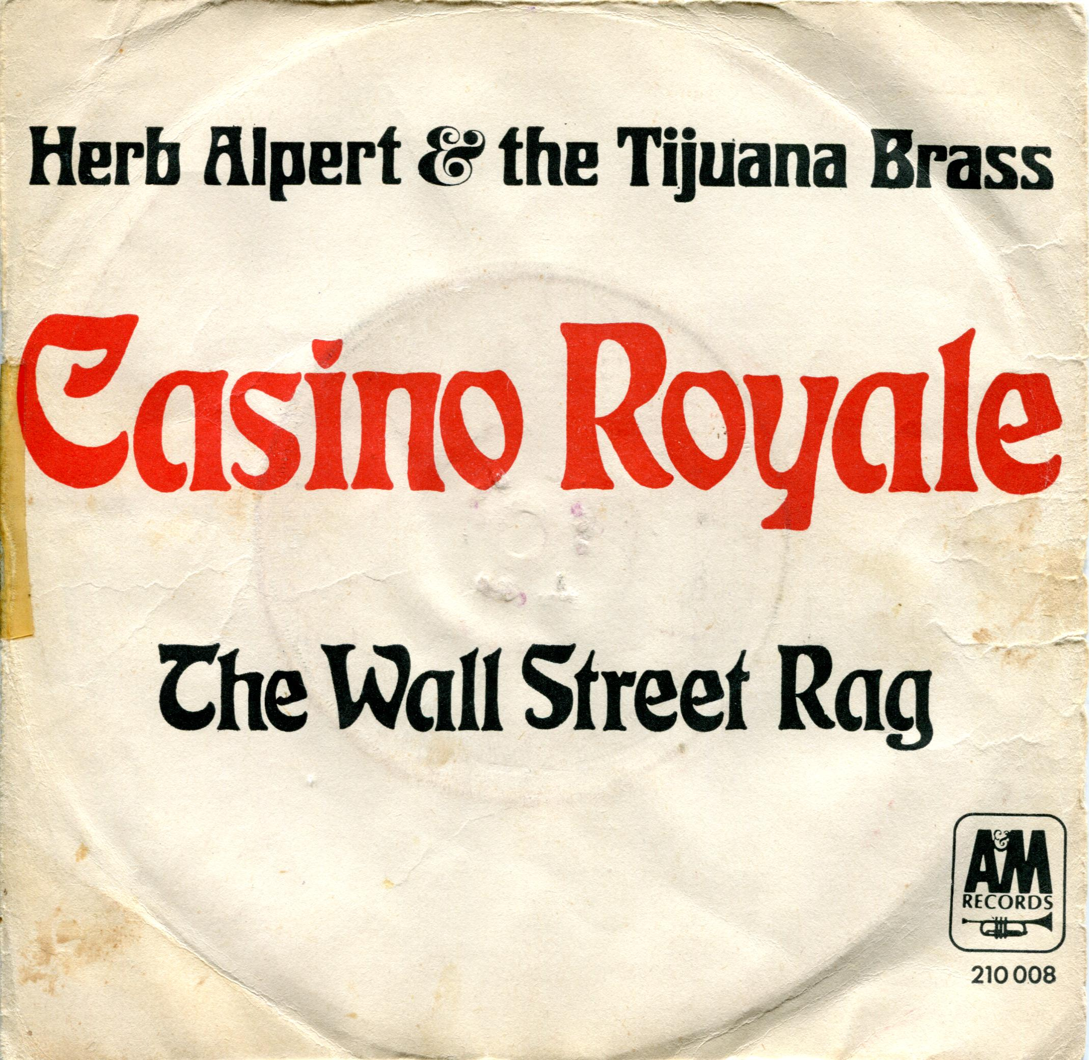 Casino royale tijuana brass