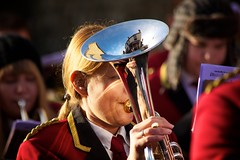 Buckingham Christmas Parade 2012