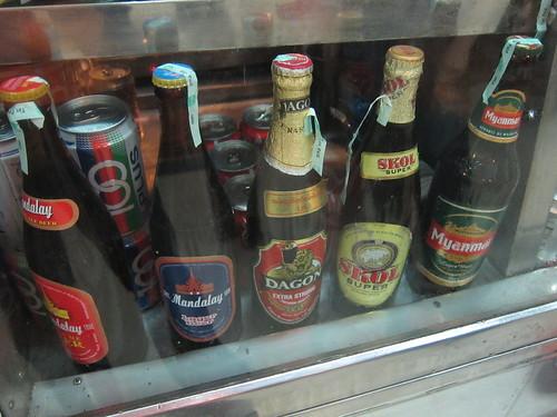 Myanmar Beers