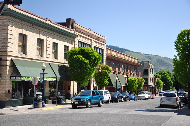 Downtown Hood River