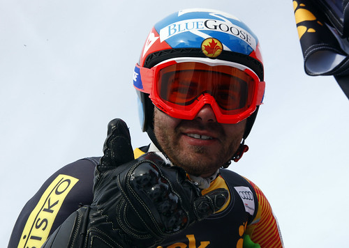 Jan Hudec in Val Gardena, Italy.