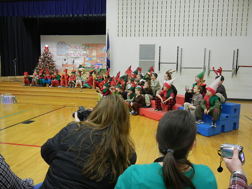 Dec 17 2012 Cal's 2nd Grade Concert