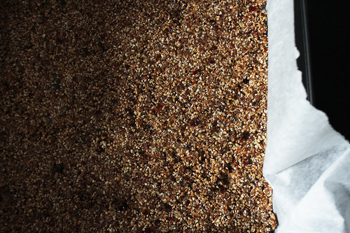 sesame snack bars, packed