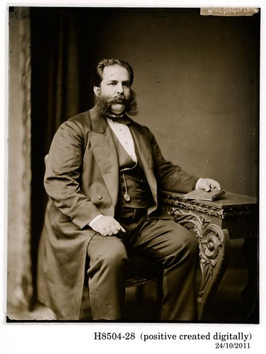 Mr Solomon, Freeman Brothers Studio, 1871-1880 by Powerhouse Museum Collection